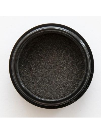 Micro Glitterpuder Lm 49 Metalic Black Holographic