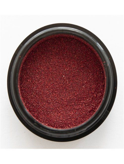 Micro Glitterpuder Lm 19 Metalic Red Holographic