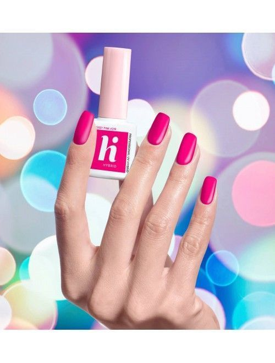 219 UV Nagellack Glossy Pink 5ml