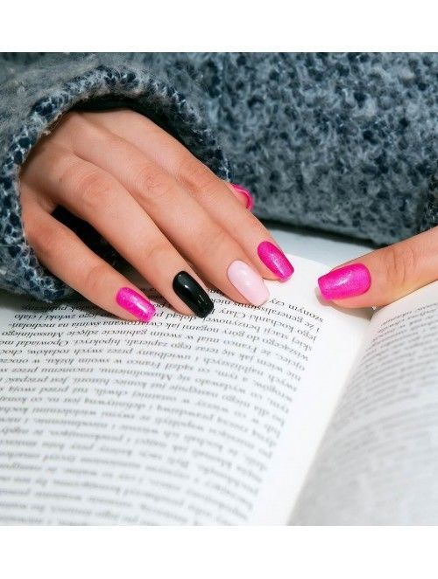 260 UV Nagellack Flashing Pink 5ml