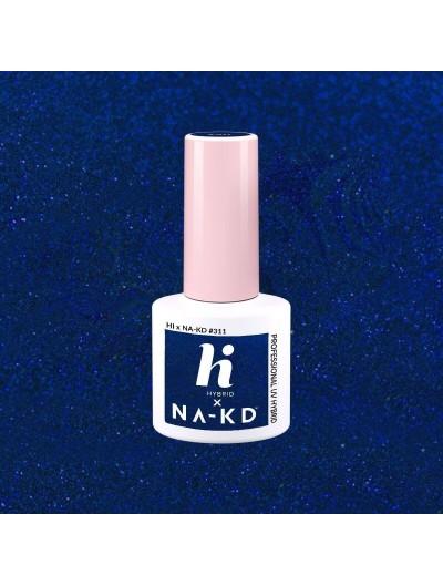 311 UV Nagellack Deep Shine 5ml