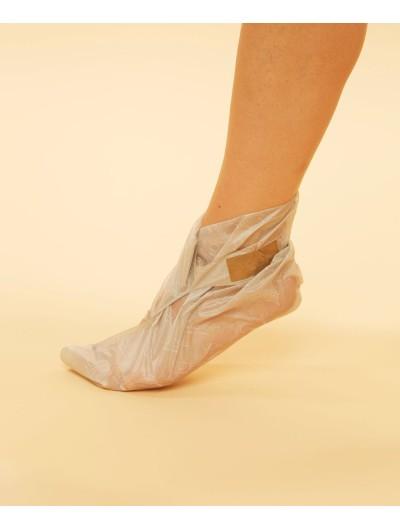 Peelings Exfoliating Socks Lavender