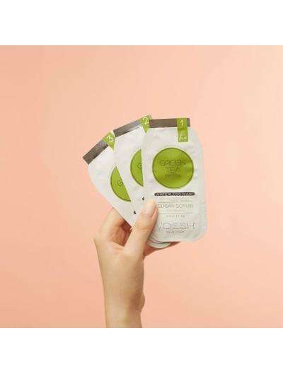Waterless 3 Steps Mani - Green Tea Detox