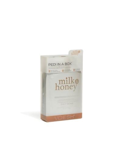 Pedi in a box Ultimate 6 Steps Pedi - Milk & Honey