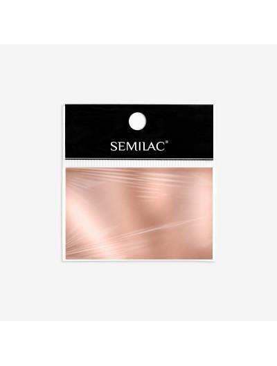 03 Transfer Nagelfolie Semilac Rose Gold