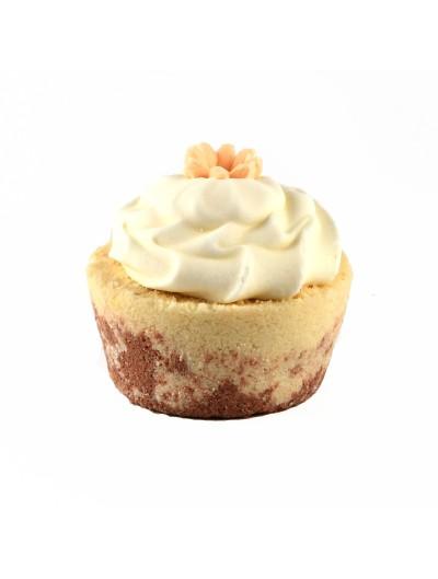 Bad Cupcake Pfingstrose mit Vanillecreme 35 g