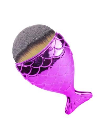 Staubpinsel Fisch Dark Pink