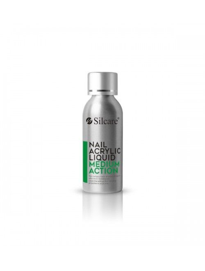 Nail Acrylic Liquid Medium Action