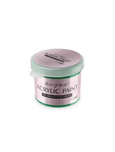 Acrylfarbe 12 Malachite Green 10ml