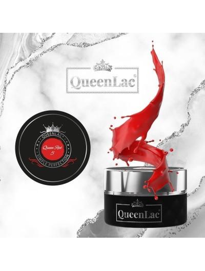 005 Naturharz UV Nagellack Queen Red 5ml