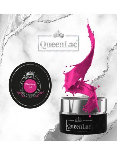 020 Naturharz UV Nagellack Pink Fairy 5ml