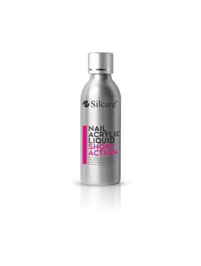 Nail Acrylic Liquid Short Action 120ml