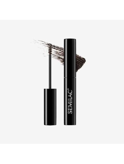 Semilac Gel Augenbrauen Mascara Lady Brows 01 Stone Gray