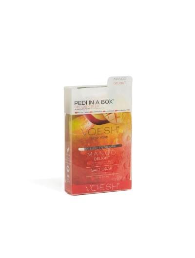 Pedi in a box Delux 4 Steps Pedi - Mango Delight