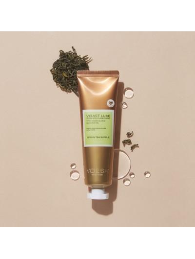 Velvet Luxe Vegan Body & Handcreme Green Tea Supple 85g