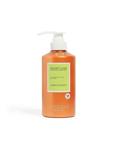 Velvet Luxe Vegan Body & Handcreme Green Tea Supple 482g