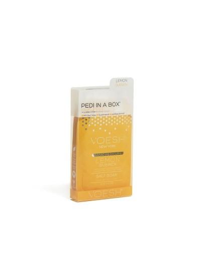 Pedi in a box Basis 3 Steps Pedi - Lemon Quench