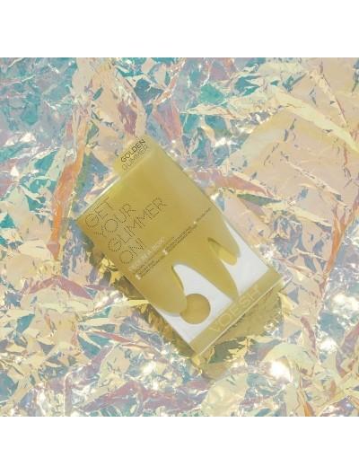 Pedi in a box Glimmer 4 Steps Pedi - Golden Glimmer