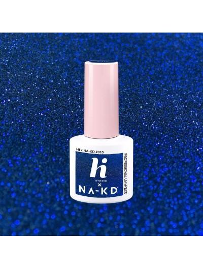 319 UV Nagellack Blue Nebula 5ml