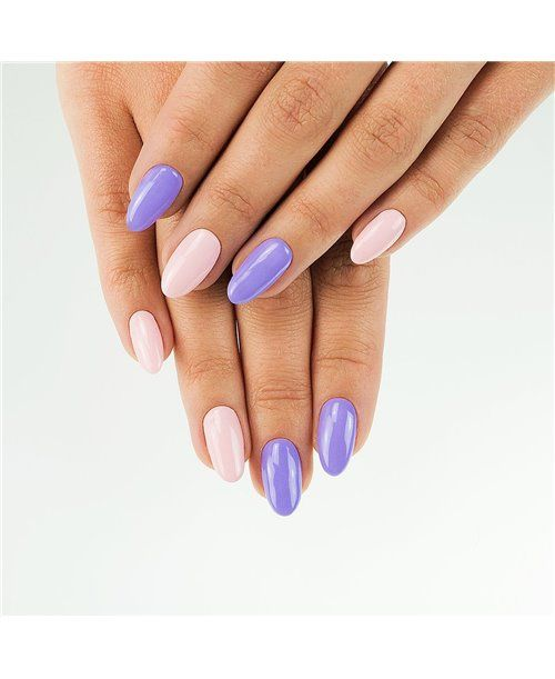 UV Nagellack 228 Semilac All in my hands Light Pink
