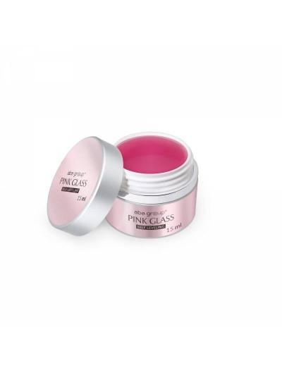 Pink Glass Self Leveling Gel 15ml