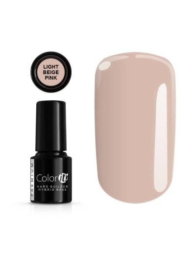Color IT Premium Hard Builder Base Light Beige Pink 6g