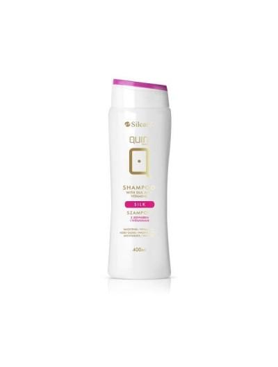 Haarshampoo QUIN mit Seide und Vitaminen 250 ml
