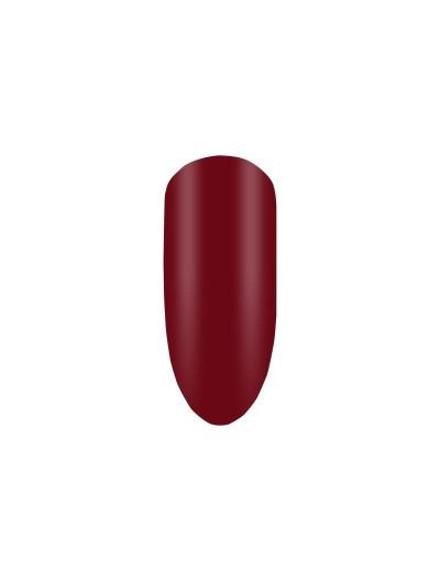 011 Naturharz UV Nagellack Red Maroon 5ml