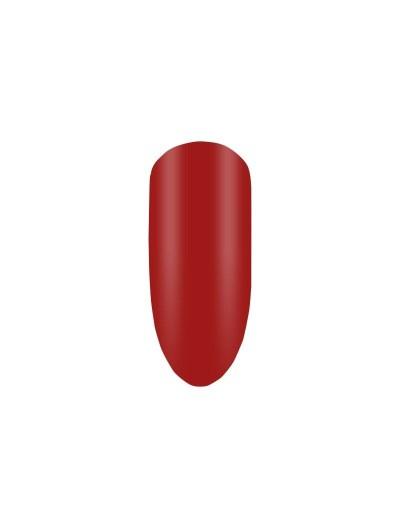 009 Naturharz UV Nagellack Infinity Red 5ml