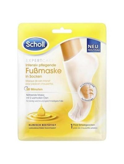 Intensiv Pflegende Fußmaske in Socken