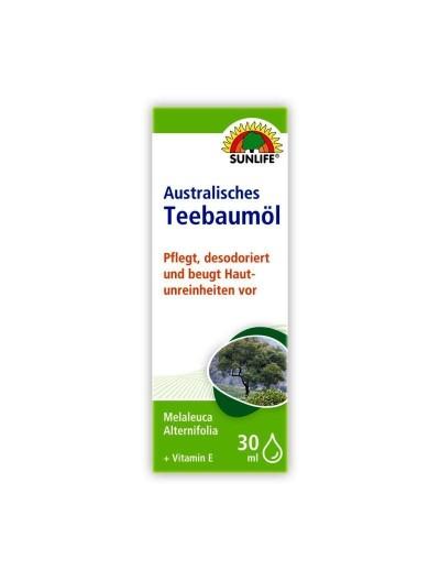 Australisches Teebaumöl