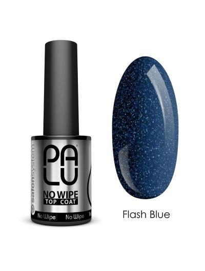 Top No Wipe Flash Blue für UV Nagellack 11ml