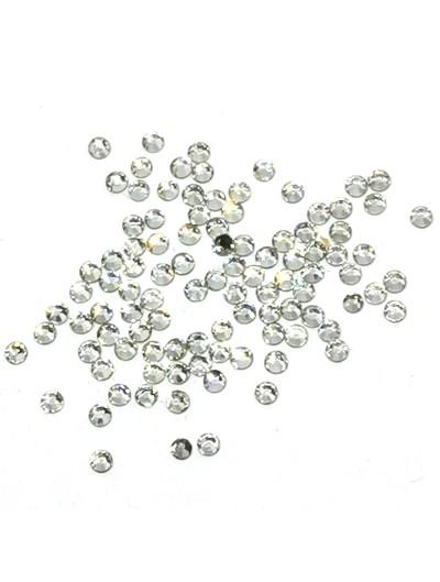 Glas Strasssteine SS4 01 Crystal